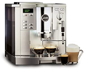Jura-Capresso 13180 Impressa S8 Super Automatic Coffee Center, Dual-Tone Platinum from Jura