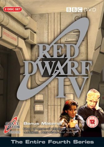 Red Dwarf: Series 4 [DVD]