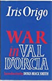 img - for War in Val D'Orcia book / textbook / text book
