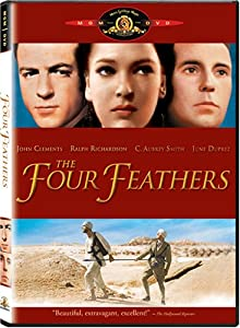 Four Feathers, the [Import]