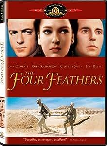 The Four Feathers (Sous-titres français) [Import]