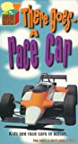 There Goes a Race Car [VHS]