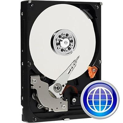 Western Digital Caviar Blue 250GB (7200rpm) PATA 100 MB/s 8MB 3.5 inch Hard Drive (Internal) from WD