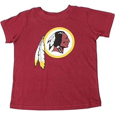 NFL Washington Redskins Logo Toddler Football T-Shirt