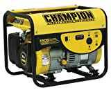515NXVADRTL. SL160  Champion Power Equipment 42431 1,500 Watt 80cc 4 Stroke Gas Powered Portable Generator (CARB Compliant)