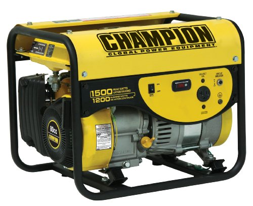 Champion Power Equipment 42431 1,500 Watt 80cc