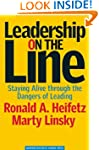 Leadership on the Line: Staying Alive...