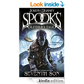 Spook's: Slither's Tale: Book 11 (Wardstone Chronicles 11)