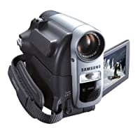 Samsung SC-D363 MiniDV Camcorder with 30x Optical Zoom from Samsung