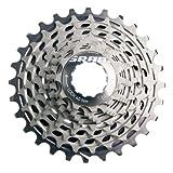 Sram Red 1090 X-dome - Casete de bicicleta (10 velocidades) plateado metálico Talla:[11-23]