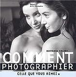 Photo du livre Comment photographier la femme