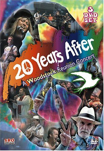 20 Years After: Woodstock Reunion Concert [DVD] [Import]