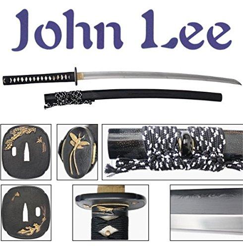 John Lee Golden Autumn Katana