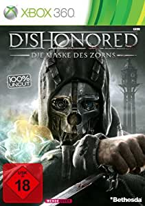 Dishonored: Die Maske des Zorns (100% Uncut) - [Xbox 360]
