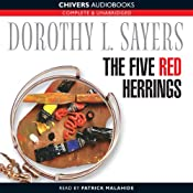 The Five Red Herrings | [Dorothy L. Sayers]