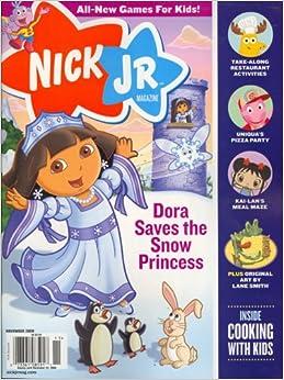 Nick Jr. Magazine
