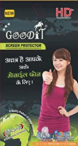 Goodit Clear Screen Guard for Micromax A111