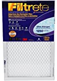 Filtrete Healthy Living Ultra Allergen Reduction Filter, MPR 1500, 12 x 12 x 1-Inches, 6-Pack