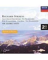 Strauss, R.: Ein Heldenleben; Also Sprach Zarathustra; Don Juan, etc. (2 CDs)