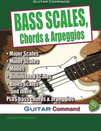 Bass Scales, Chords And Arpeggios PDF