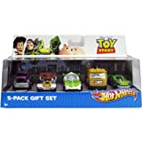 515Neej3aWL. SL160  Hot Wheels Toy Story 5 Car Pack   Styles May Vary