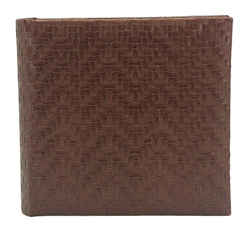 Hom Essence 295 Bookbound Classic Basket Weave Photo Album