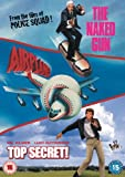 The Naked Gun/Airplane!/Top Secret [DVD]