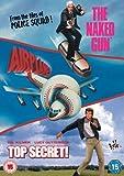 The Naked Gun (1988) / Airplane! (1980) / Top Secret! (1984) [DVD] [2008]