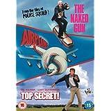 The Naked Gun/Airplane!/Top Secret [DVD]by Leslie Nielsen