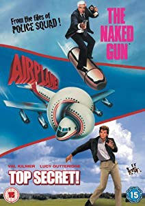 The Naked Gun (1988) / Airplane! (1980) / Top Secret! (1984) [DVD] [2008]