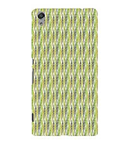 Classic Corporate 3D Hard Polycarbonate Designer Back Case Cover for Sony Xperia C6 Ultra