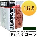 キシラデコール #106タンネングリーン [16L] XYLADECOR 日本エンバイロケミカルズ 屋外木部 ログハウス ウッドデッキ [木材保護塗料]