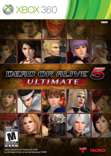 Dead or Alive 5 Ultimate (Xbox 360)  available at amazon for Rs.2710