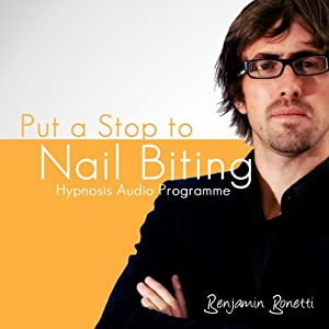 Stop Nail Biting with Hypnosis Audiobook