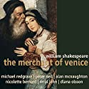 The Merchant of Venice Audiobook by William Shakespeare Narrated by Michael Redgrave, Peter Neil