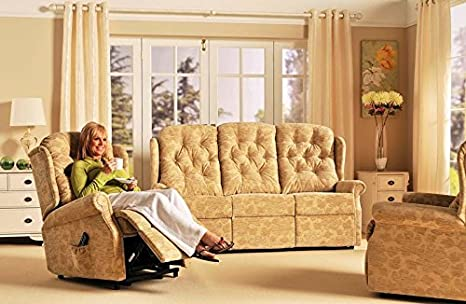 Woburn Fixed 3 Seater Sofa