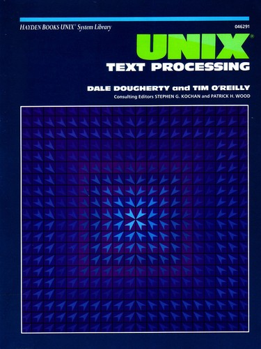 UNIX Text Processing