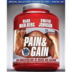 Pain & Gain: Special Collector's Edition [Blu-ray]