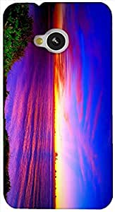 Timpax protective Armor Hard Bumper Back Case Cover. Multicolor printed on 3 Dimensional case with latest & finest graphic design art. Compatible with HTC M7 Design No : TDZ-25904