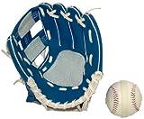 ドッグスブラザース(DOGS BROS) ジュニアグローブボール付 右投げ用 青 #8952