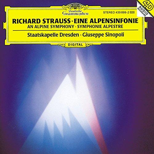 Strauss: Eine Alpensinfonie (Sinfonia delle Alpi)