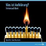 Was ist Aufklärung | Immanuel Kant
