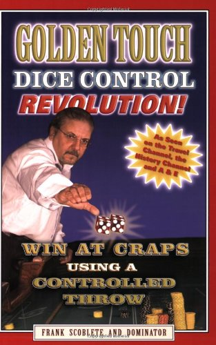 Golden Touch Dice Control Revolution! How to Win at Craps Using a Controlled Dice Throw! (Craps Dice Control compare prices)