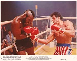 Rocky 3 Poster Movie G 11x14 Sylvester Stallone Talia Shire Burgess Meredith Carl Weathers