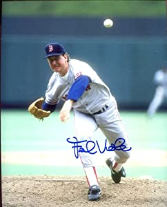 Frank Viola Autographed  Original Signed 8x10 Glossy Photo Showing Him Pitching for... by Original+Sports+Autographs