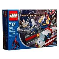 LEGO (レゴ) Spider-Man (スパイダーマン) 2: Doc Ock's Fusion Lab ブロック おもちゃ (並行輸入)