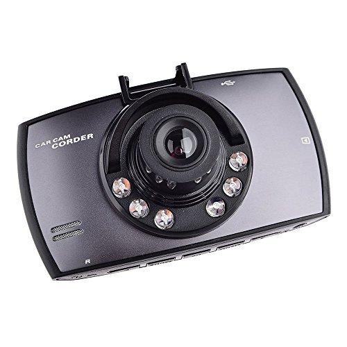 "Woowo G30 2.7 ""Auto-DVR G30 Novatek 96.220 Car-Kamera-Recorder 1080P volles HD 170 Weitwinkel Dash Cam Drive Recorder Nachtsicht G-Sensor"