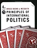 img - for Principles of International Politics book / textbook / text book