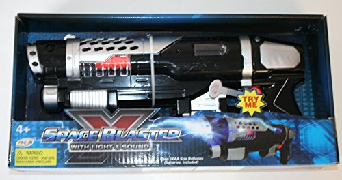 Space Blaster with Lights & Sounds
