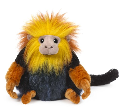 Webkinz Golden Lion Tamarin Plush - 1